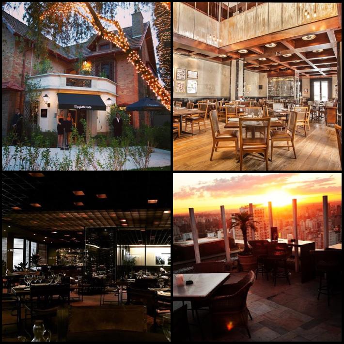 4 restaurantes especiais para o dia dos namorados