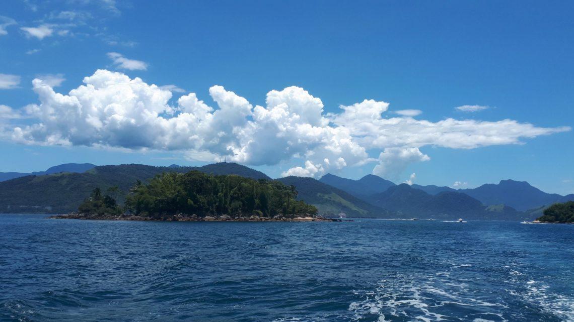Que tal uma ilha no fim de semana?
