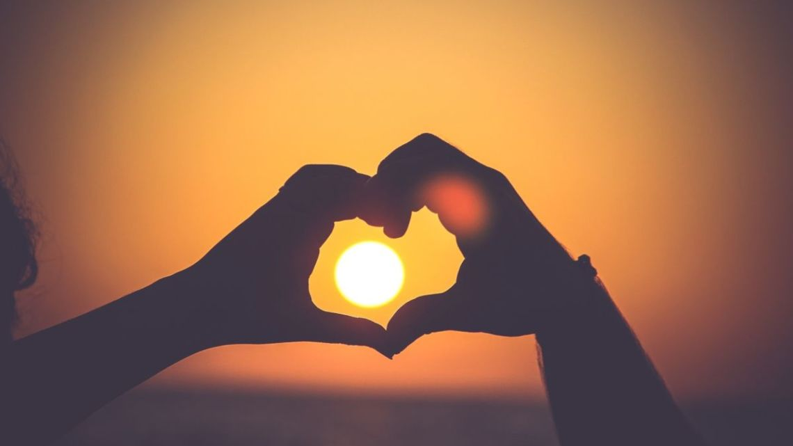 Amantes do Pôr do Sol